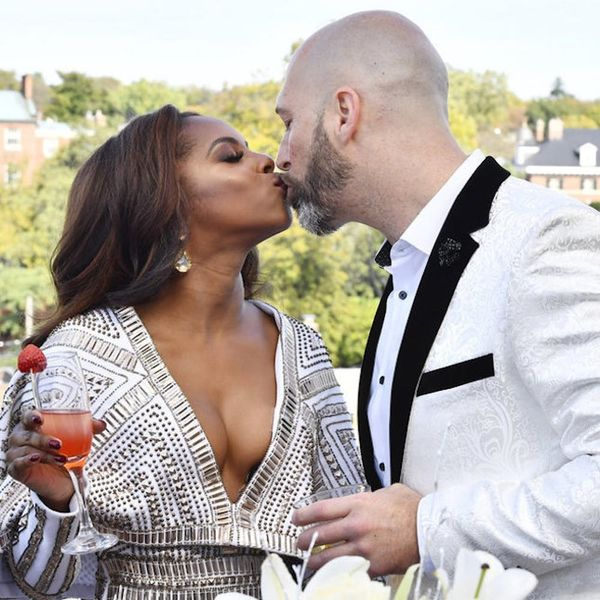 'Real Housewives of Potomac' Star Candiace Dillard Is Married!