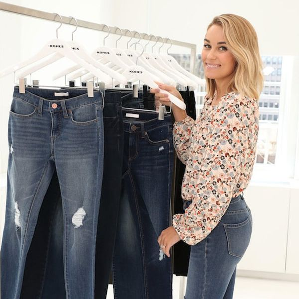 """Lauren Conradon Her New Kohl's Collection and Why She Avoids """"High-Maintenance Clothing"""""""