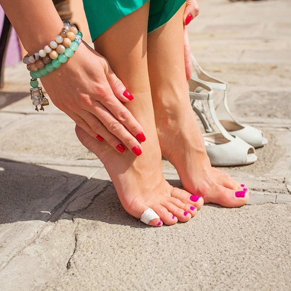 You'll Never Guess Which Genius Beauty Product Will Protect Your Feet from Blisters