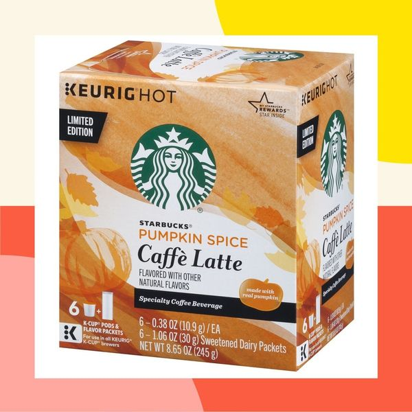 Starbucks Pumpkin Spice Latte Products Are Officially Hitting Store Shelves Oh-So Soon