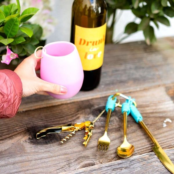 DIY the Ultimate Glamping Utensil Set for Your Next Outdoor Adventure