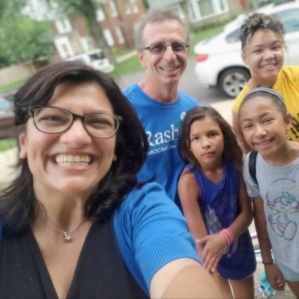 Rashida Tlaib of Michigan Just Set Course to Become the First Muslim Woman in Congress