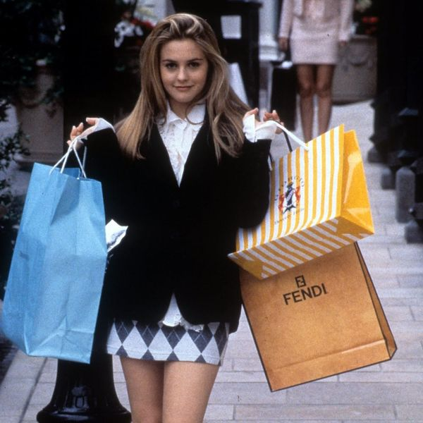 This Is What Happened When Alicia Silverstone Tried to Wear Her 'Clueless' Costumes IRL