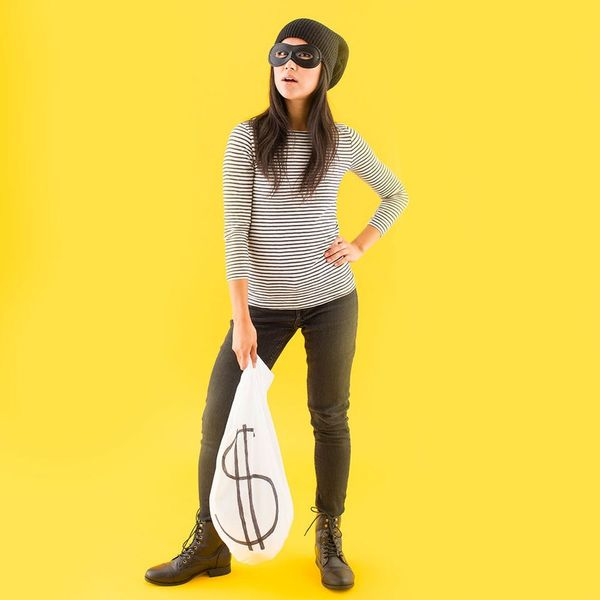 This Easy Bank Robber Halloween Costume Is Already in Your Closet