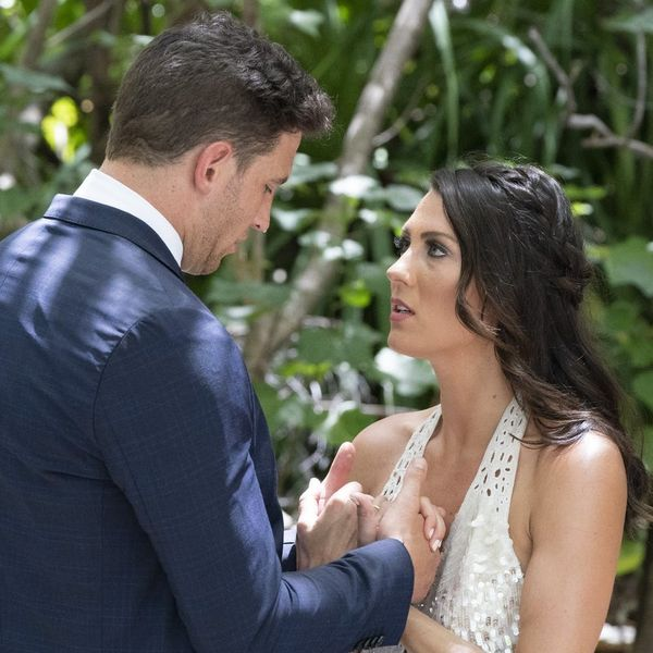 'Bachelorette' Season 14 Finale: Becca Sees Blake for the First Time Since Their Split