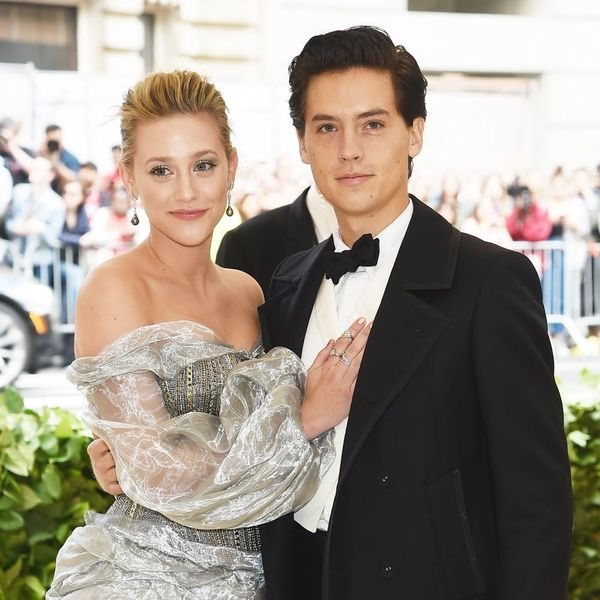 Riverdale's Lili Reinhart Wishes 'Love' Cole Sprouse a Happy Birthday