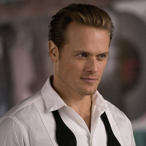 Sam Heughan on Ghosting, Backpacking Around the US, and 'The Spy Who Dumped Me'