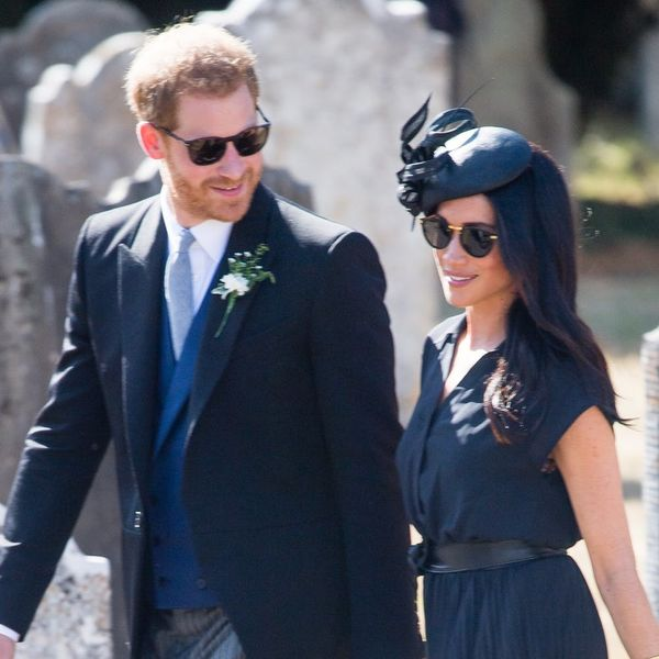 Meghan Markle Attends a Friend's Wedding as the Royals Wish Her a Happy Birthday