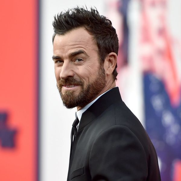 Justin Theroux Shares His Advice for What *Not* to Do After a Breakup
