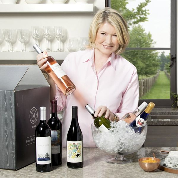 Martha Stewart Has a Wine Club, and We're Joining