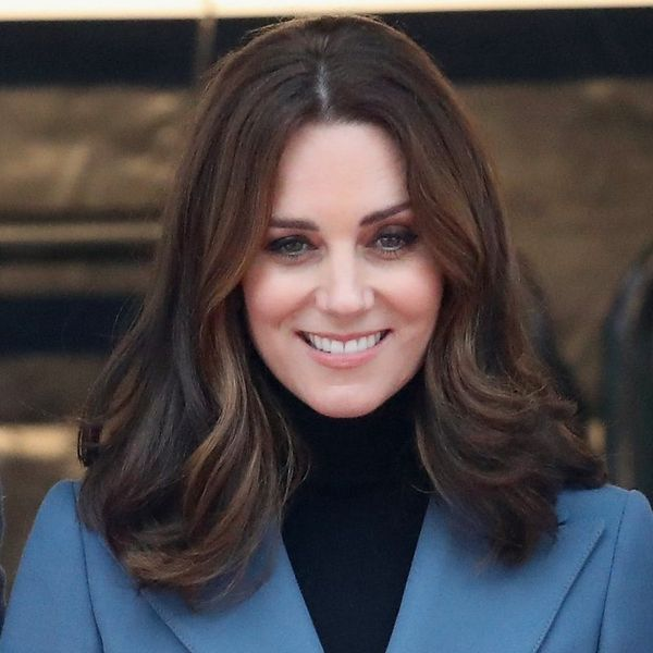 Here's Why You Never See Kate Middleton With Nail Polish