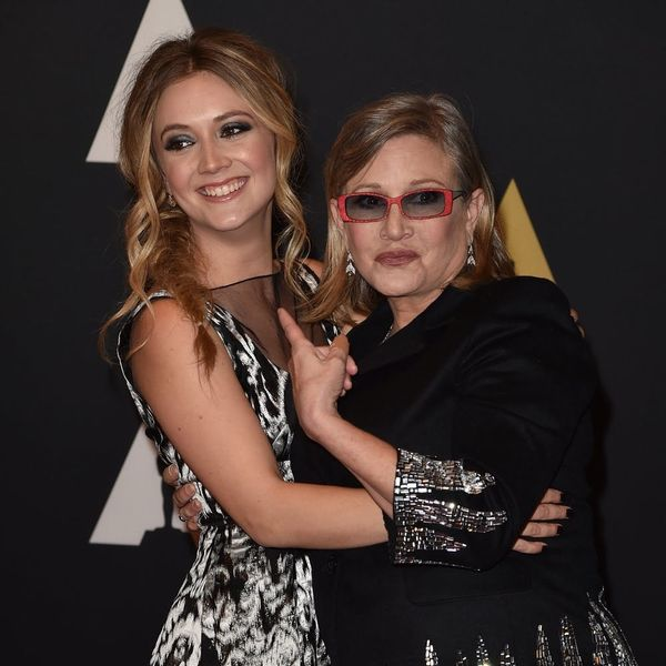 New Photos of Carrie Fisher Show the Everlasting Bond Between Mother & Daughter