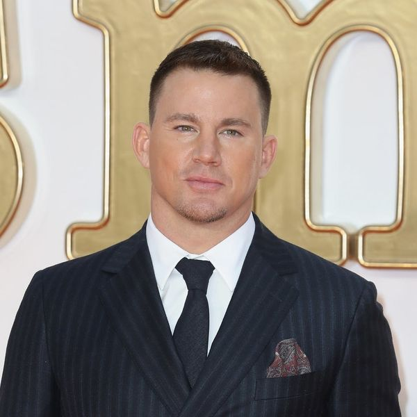 See Channing Tatum Dressed As a Unicorn for His Daughter's Halloween Bash