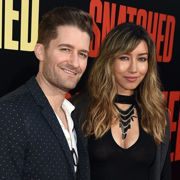 """""""Glee"""" Star Matthew Morrison Is Officially a Daddy and His Son Has the Most Unique Name"""
