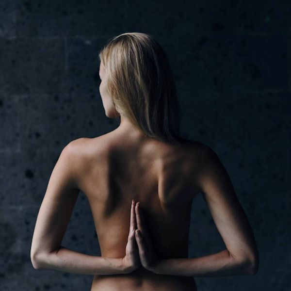 Here's the Empowering Reason Naked Yoga Pictures Are Taking Over Instagram