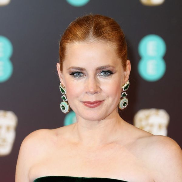 Amy Adams' First-Ever Selfie Is Utterly Enchanting