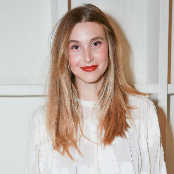 Whitney Port Gets Real About Pregnancy Weight Gain