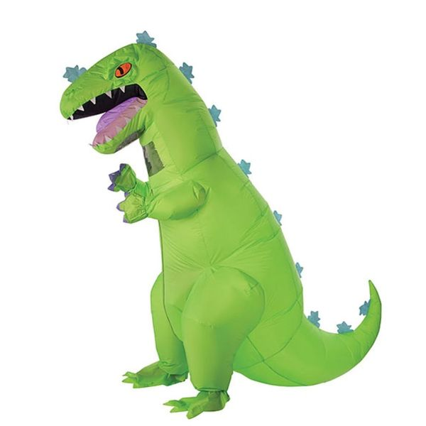 """This """"Rugrats"""" Reptar Costume Fulfills Every '90s Kid's Halloween Dream"""