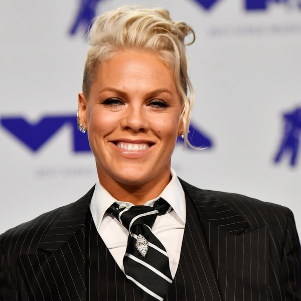 Pink Says Christina Aguilera Tried to Punch Her During Their Feud