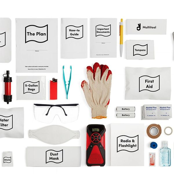 This Emergency Kit Has *Everything* You Need for a Disaster