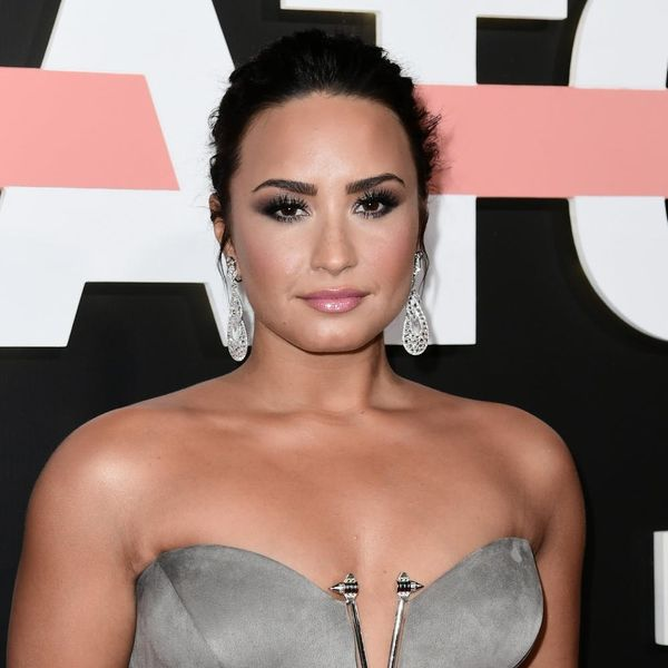 Demi Lovato Shared a Shocking Old Photo That Sends a Powerful Message About Eating Disorder Recovery