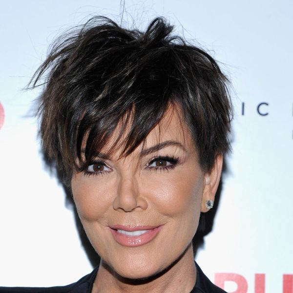 Kris Jenner Just Stepped Out As a Blonde and We Hardly Recognized Her
