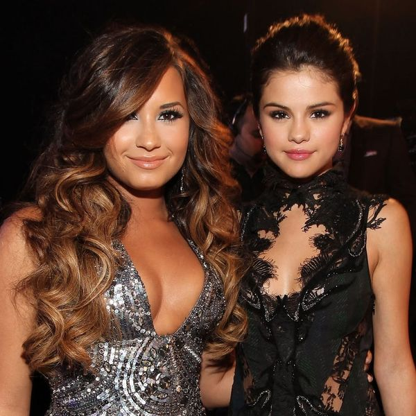 "Selena Gomez Just Showed Demi Lovato Some Serious Love for ""Simply Complicated"""