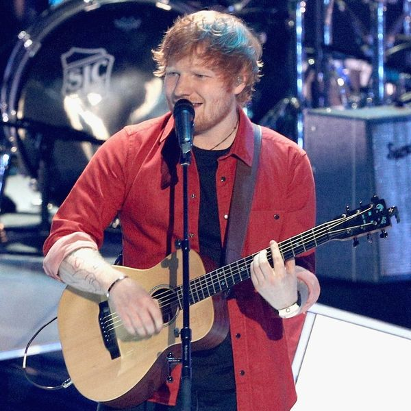 Ed Sheeran Cancels Several Tour Dates After Fracturing Both of His Arms