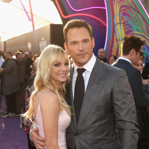 Chris Pratt, Anna Faris Announce Separation After 8 Years of Marriage