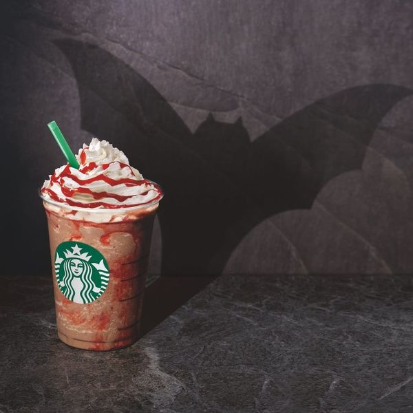Starbucks Unleashes Vampire Frappuccino for Halloween But There's a Catch