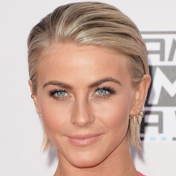 You Won't Believe How Long It Took to Do Julianne Hough's Post-Wedding Hair