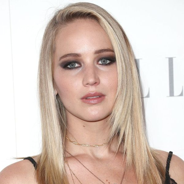 Jennifer Lawrence Just Shared Her Own Shocking Story of Sexual Harassment in Hollywood