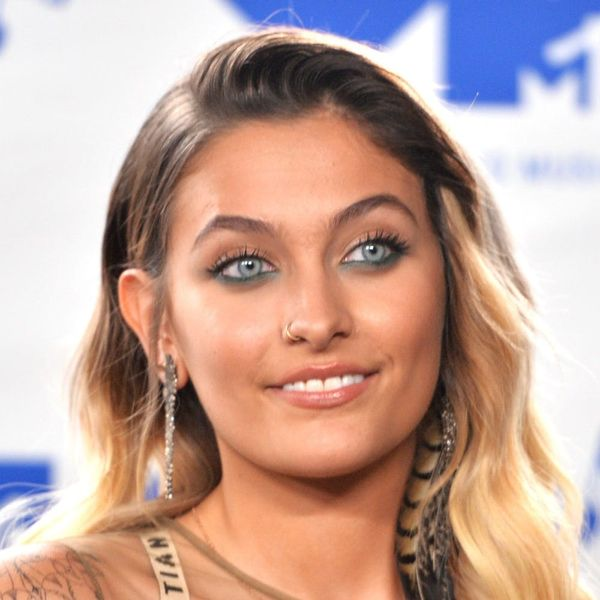 Paris Jackson Reveals New Chest Tattoo With a Body Positive Message