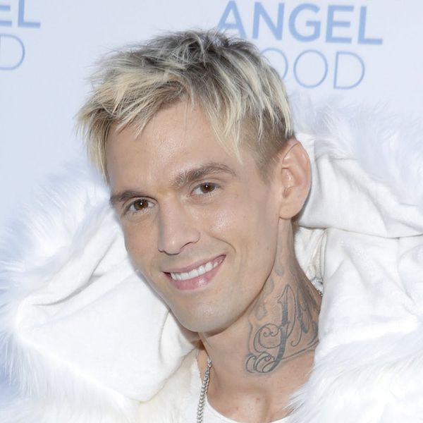 "Aaron Carter Is Back in Rehab After Leaving to Take Care of ""Legal and Financial"" Matters"