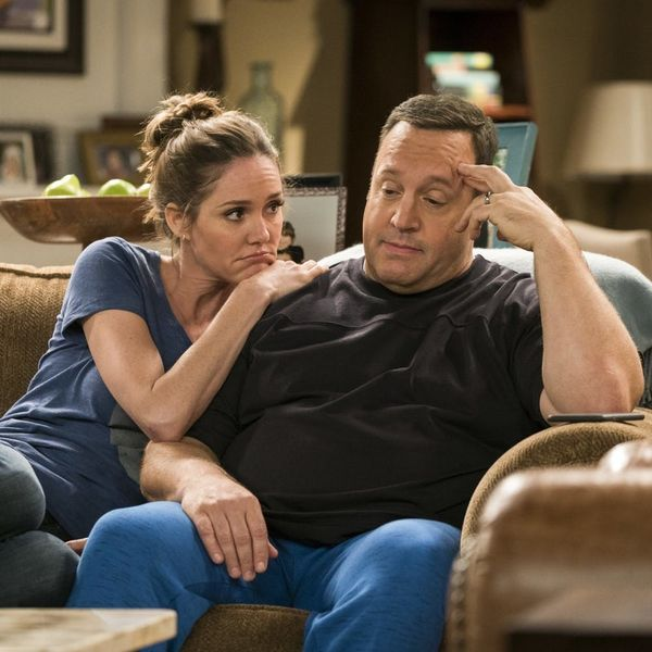 "Kevin James Reveals the Real Reason They Killed Off His TV Wife on ""Kevin Can Wait"""