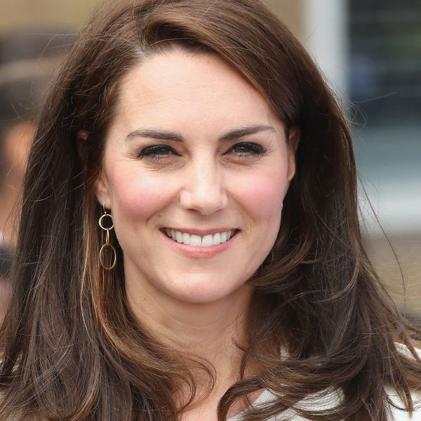 Kate Middleton Debuts Shorter Hairstyle for Second Post-Pregnancy Appearance