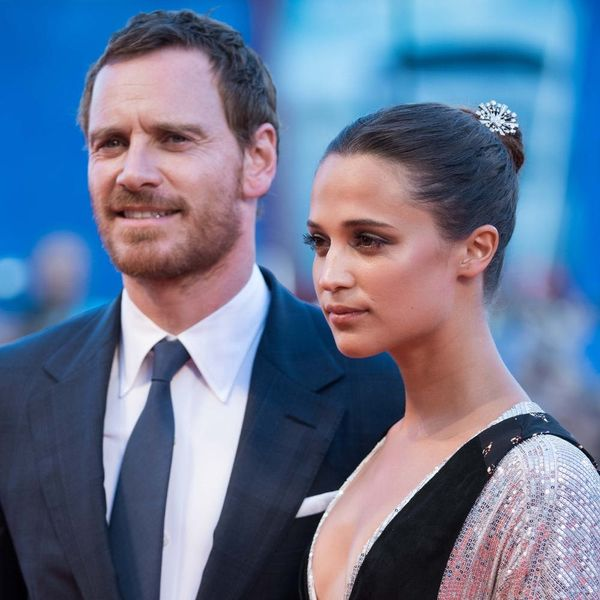 Michael Fassbender and Alicia Vikander Are Reportedly Married!