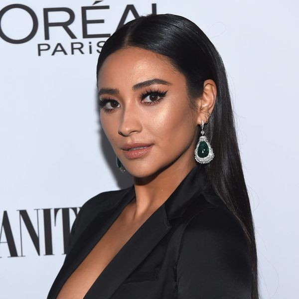 You Need to See Shay Mitchell With Beyoncé Blonde Hair