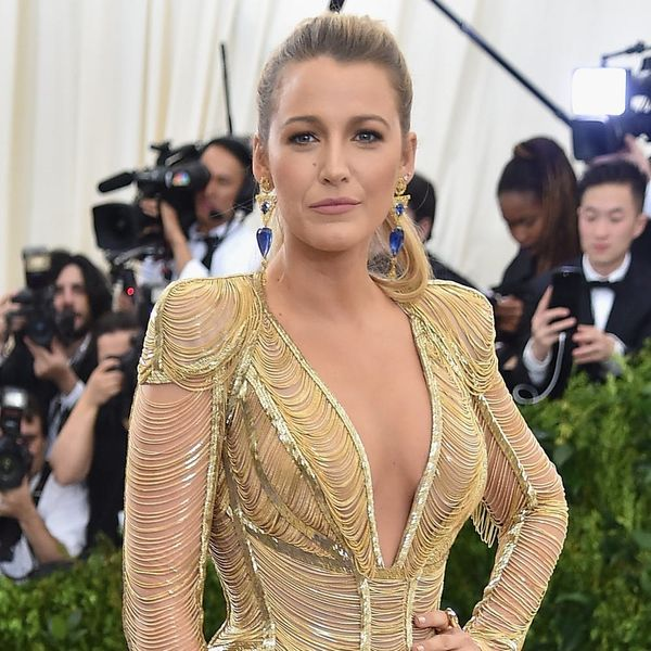 Blake Lively Pulls Off an Impossible Color Combo