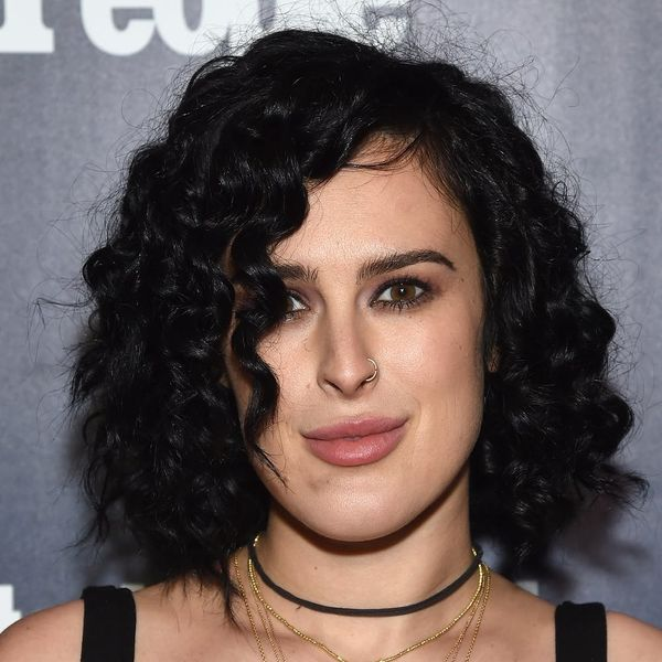Rumer Willis Debuted Poison Ivy Red Hair Just in Time for Halloween