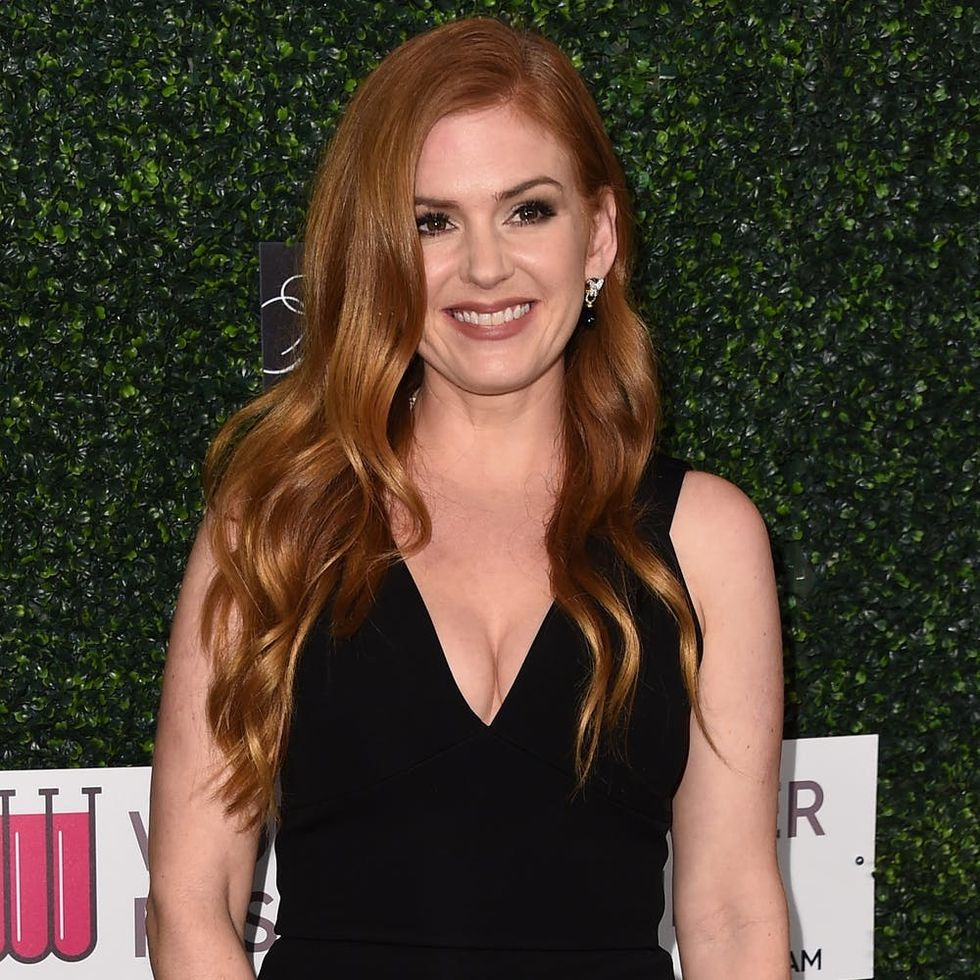 Oops Isla Fisher Got In Trouble For That Wedding Crashers Sequel Reveal Brit Co