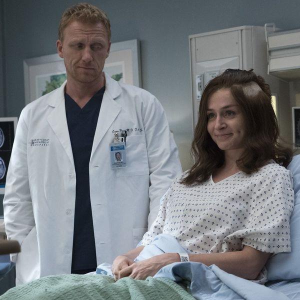 """Grey's Anatomy"" Recap: ""Ain't That a Kick in the Head"""