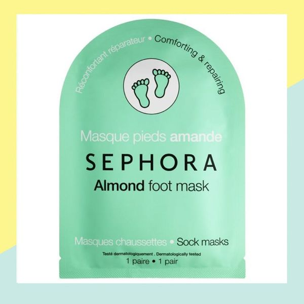 Sephora Now Makes $5 Sheet Masks for Your Feet