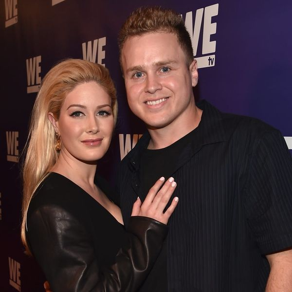 Spencer Pratt Had to Do This One Thing Before He Took Heidi Montag to the Hospital to Give Birth