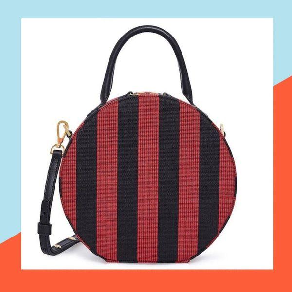 10 Circle Handbags That'll Spin You Round