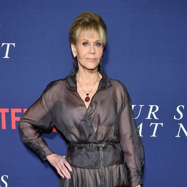 "Jane Fonda Says ""No Thanks"" to Photoshop for Latest Magazine Cover"