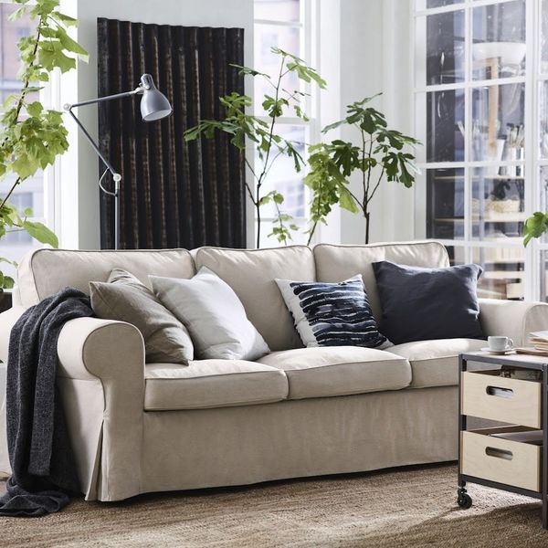 IKEA's Classic Sofa Is Getting a Huge Price Cut (Today Only!)