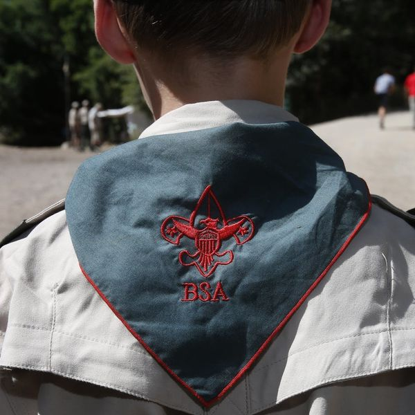 The Boy Scouts of America Will Now Allow Girls to Join