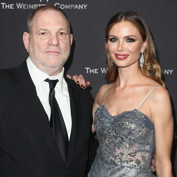 Harvey Weinstein Speaks Out About Georgina Chapman's Decision to Leave Him