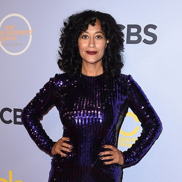 Tracee Ellis Ross Waxing Her Nose Hairs Is Relatable AF